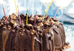 Betty Crocker Chocolate Lover's Dream Cake