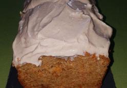 Gluten Free Carrot Cake with Cream Cheese topping