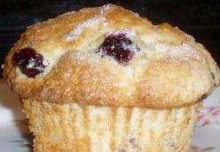 Blueberry Muffins from Spokane