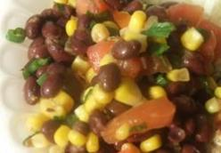 Summer Bean Salsa
