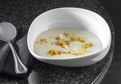 The Inbal Jerusalem Hotel's Jerusalem Artichoke Soup