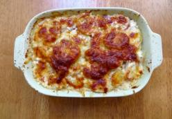 Yvette's Gratin Dauphinois au Fromage