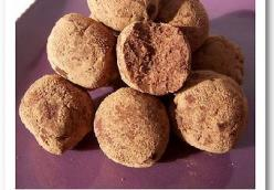 Chocolate Goat Cheese Truffles