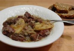 Irish Venison Stew