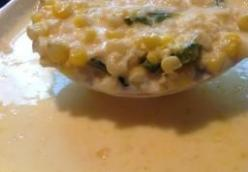 Corn and Poblano Chowder