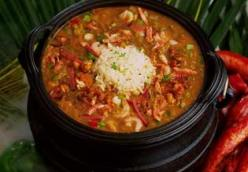 Red Lobster's Shrimp Gumbo