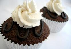 Rootbeer Float Cupcakes