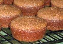 Gingersnap Muffins