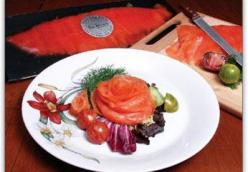 Smoked Steelhead Trout (Salmon)
