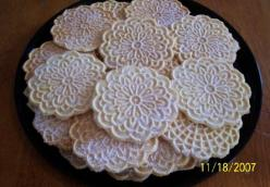 My Holiday Pizzelles