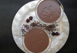 Raw Vegan Chocolate Cherry Ripe Smoothie