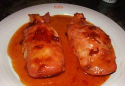 Apple Jelly Chicken