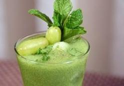 Green Apple Cooler – High Fiber Drink - Rejuvenating & Refreshing Recipe