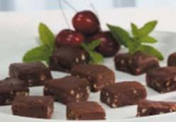 Almond Cherry Fudge