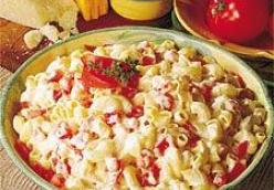 Tomato Mac N Cheese