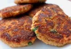 QUICK'N EASY SALMON PATTIES