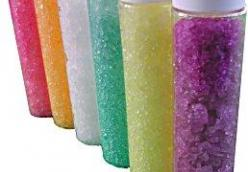 Homemade Bath Salts to relieve aches & itching