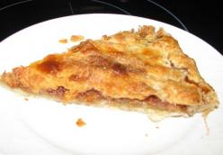 Crusty Apple Pie