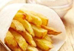 Classic French Fries with Japanese May