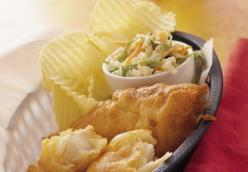 Betty Crocker Beer-Battered Fish