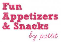 Fun appetizers and snacks