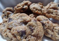 Browned Butter Chocolate Chip Cookies