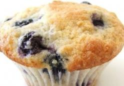 Old Jordan Marsh Blueberry Muffins