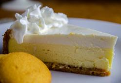 Judy's Vanilla Wafer Cheesecake