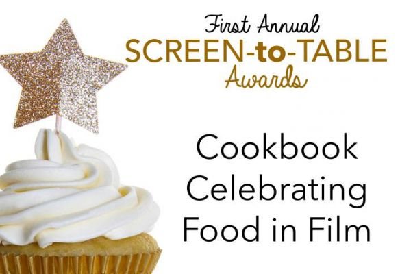 screen to table food in film