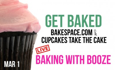 BAKING WITH BOOZE