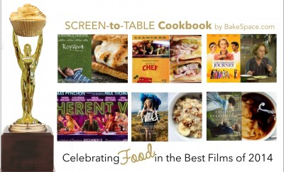 SCREEN TO TABLE COOKBOOK
