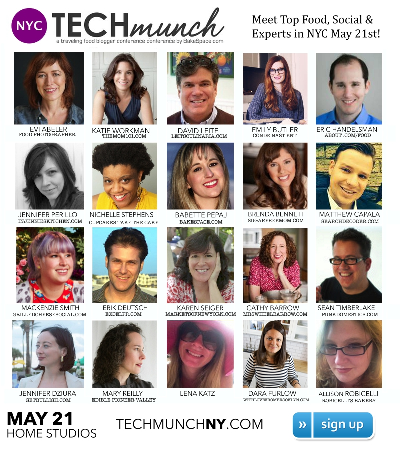TECHMUNCH NYC SPEAKERS