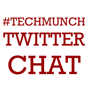 TECHMUNCH TWITTER CHAT