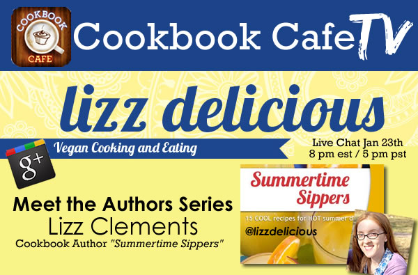 cookbook cafe lizz
