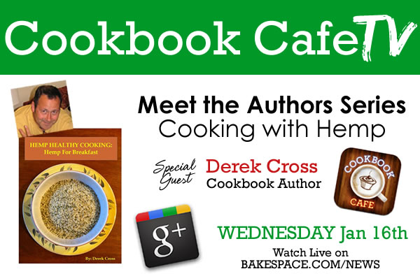 derek cookbook cafe