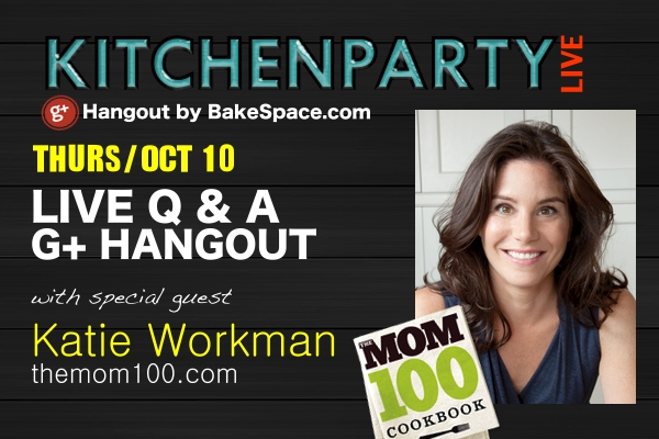 katie workman, author of  themom100