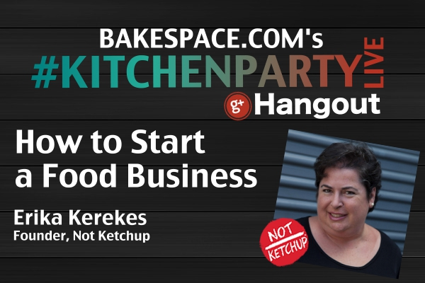 kitchen party food business