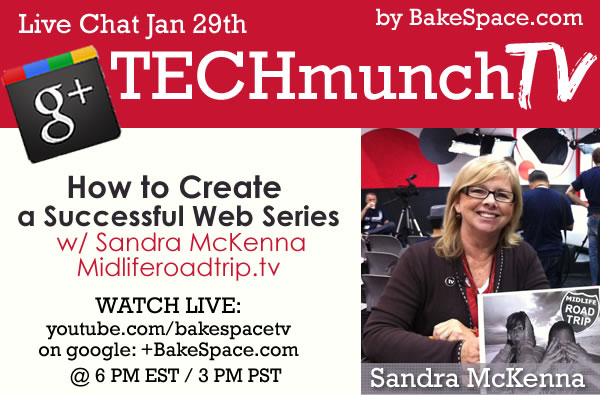 sandi mckenna techmunch 2