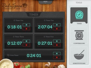 cooking timer app